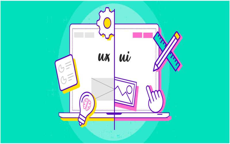 Conception d'interface utilisateur UI/UX