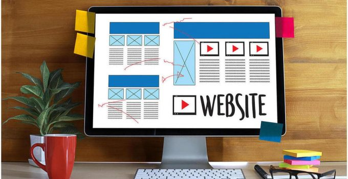 les types de sites web